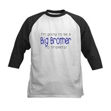 Big Brother to Triplets Tee