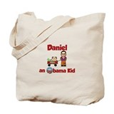 Daniel - an Obama Kid Tote Bag