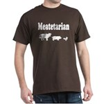 Meatetarian Brown T-Shirt