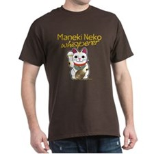 Maneki Neko Whisperer T-Shirt
