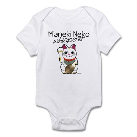 Maneki Neko Whisperer Infant Bodysuit