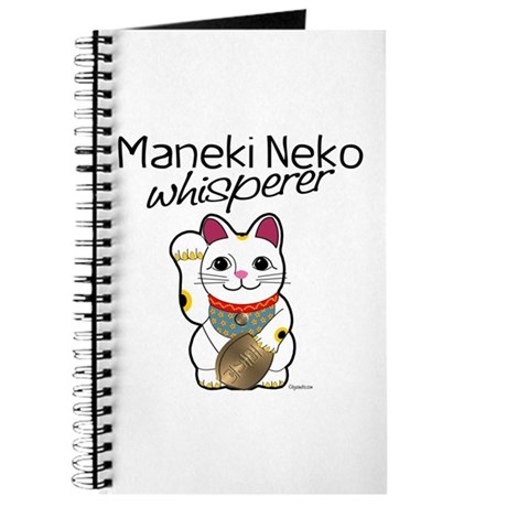 Maneki Neko Whisperer Journal