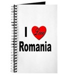 I Love Romania Journal