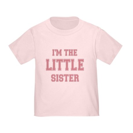 Little Sister Toddler T-Shirt