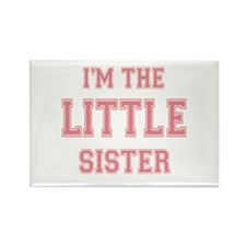 Little Sister Rectangle Magnet