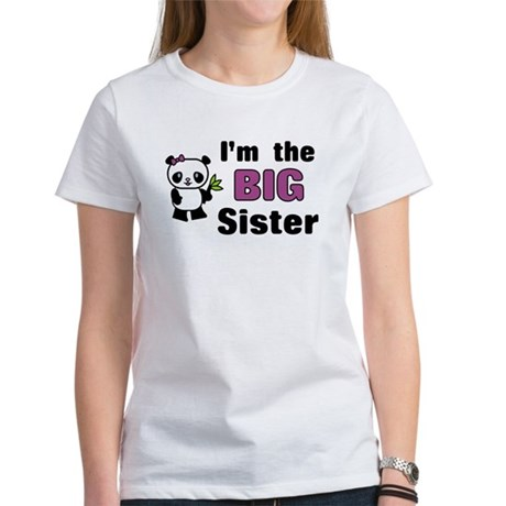 I'm the Big Sister Women's T-Shirt