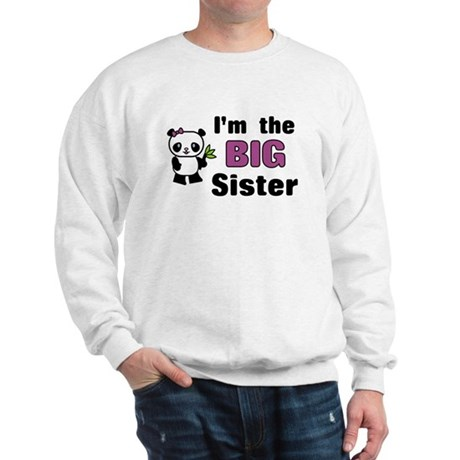 I'm the Big Sister Sweatshirt