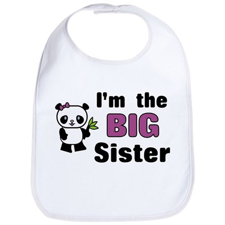 I'm the Big Sister Bib
