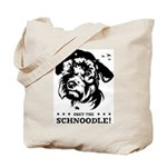 Obey the Schnoodle! propaganda Tote Bag