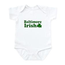 Baltimore Irish Infant Bodysuit