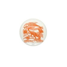 Blue Pro-Prosauropod Mini Button (100 pack)