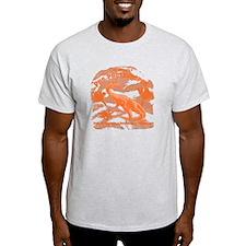 Blue Pro-Prosauropod T-Shirt