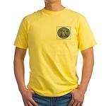 Cheetas 2 Yellow T-Shirt