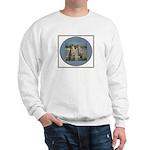 Cheetas 2 Sweatshirt