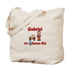 Gabriel - an Obama Kid Tote Bag