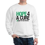 Hope4ACure LiverCancer Sweatshirt