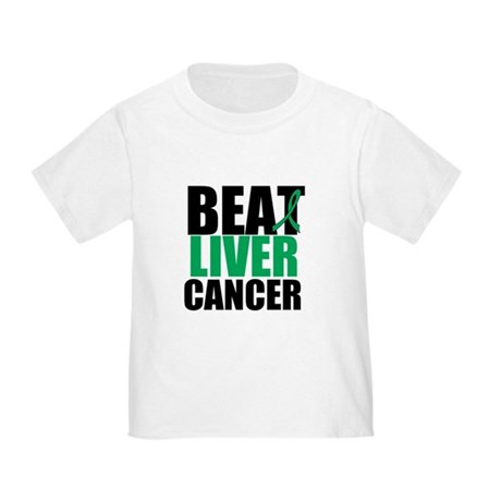 Beat Liver Cancer Toddler T-Shirt