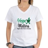 HopeMatters Liver Cancer Shirt