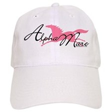 Alpha Mare Saying Baseball Cap
