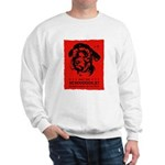 Obey the Schnoodle! propaganda Sweatshirt