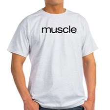 Strong. Solid. Muscle. T-Shirt