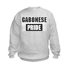 Gabonese pride Sweatshirt