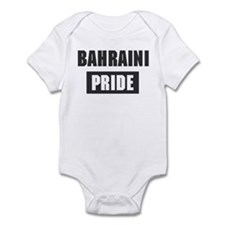 Bahraini pride Infant Bodysuit