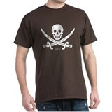 Skull and Crossed Swords T-Shirt