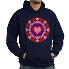 CIRCLE OF HEARTS Hoodie