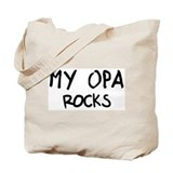 Opa Rocks Tote Bag