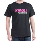 Snowmobile Grandma T-Shirt