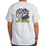 (Back) Snowmobile Family Tradition T-Shirt
