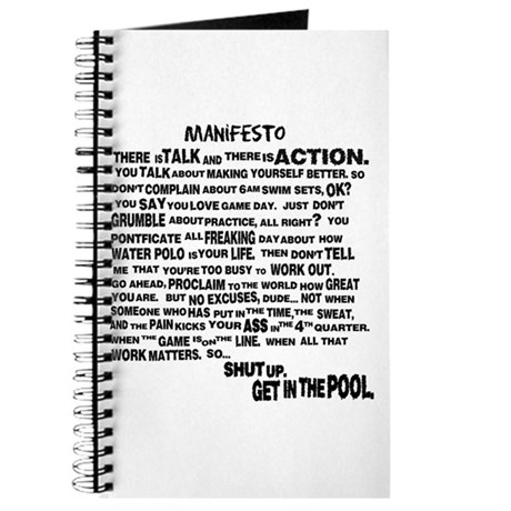Manifest Journal