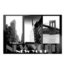 New York, New York Postcards (Package of 8)