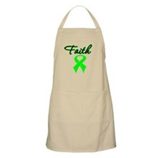 Lymphoma Faith BBQ Apron