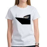 Bow of a Cruise Ship Tee