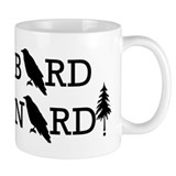 Bird Nerd Small Mug