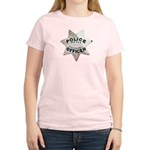 Newark Police Officer Women's Light T-Shirt