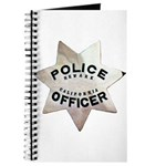 Newark Police Officer Journal