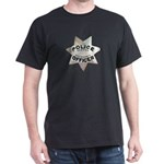 Newark Police Officer Dark T-Shirt