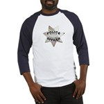 Newark Police Officer Baseball Jersey