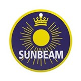 Sunbeam Ornament (Round)