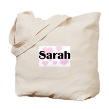 Personalized Sarah Tote Bag