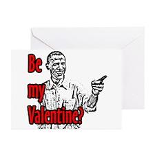 Obama Valentine - Greeting Cards (Pk of 20)