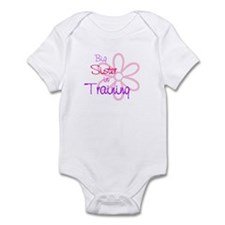 Big sister in training Infant Bodysuit