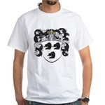 Van Brakel Coat of Arms White T-Shirt