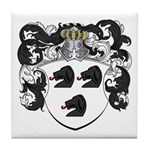 Van Brakel Coat of Arms Tile Coaster