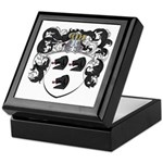 Van Brakel Coat of Arms Keepsake Box