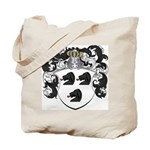 Van Brakel Coat of Arms Tote Bag