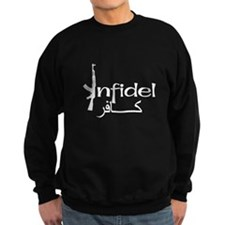 Infidel Ak47 (Arabic Text) Sweatshirt